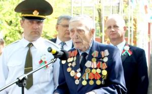 Рососны, День победы, ветераны