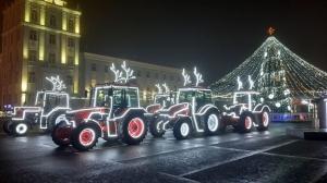 Трактора, Беларус, Россоны