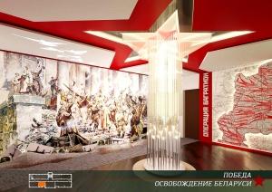 россоны, музей боевого содружества, реконструкци¤