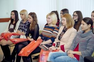 Встреча руководства района с молодыми специалистами 2015