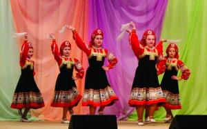 россоны, день женщин, концерт