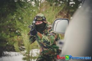 рСПХМХП ОН LaserTag Б пНЯЯНМЮУ