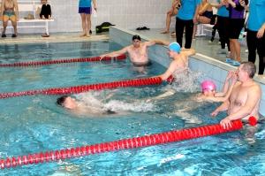 Плавание, соревнования