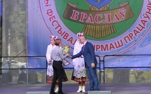 Дожинки, праздник, Браслав