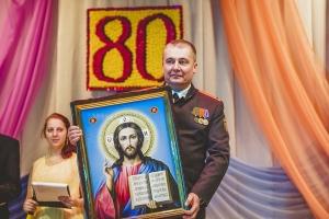 Россоны, МВД, РОВД, 80 лет, день милиции, концерт