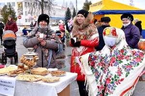 Россоны, Масленица, праздник, проводы зимы