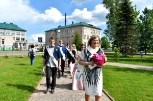 Россоны, выпускники