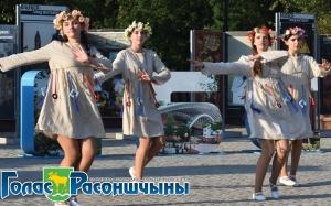 Россоны, славянский базар, праздник