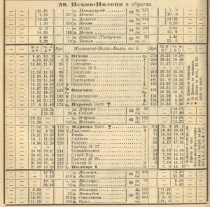 пЮЯОХЯЮМХЕ ОНЕГДЮ оЯЙНБ-оНКНЖЙ 1937 ЦНДЮ - вХЛЙНБЯЙХИ о.ю.